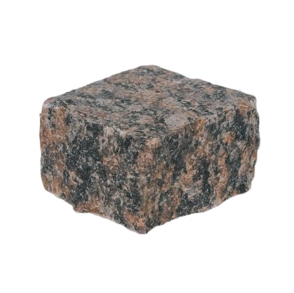 Брусчатка колотая из Ладожского гранита